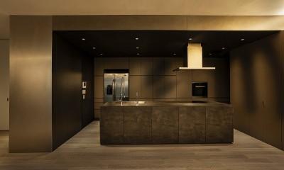 T_HOUSE (キッチン)