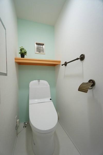 トイレ (『団地リノベ』)