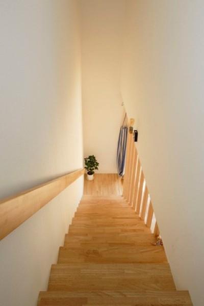 階段2 (空色のアメリカンハウス)