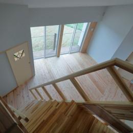 つくば市 いのりの家 (階段1)