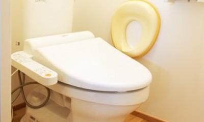 子育てテラスハウスKONKO1 (トイレ)