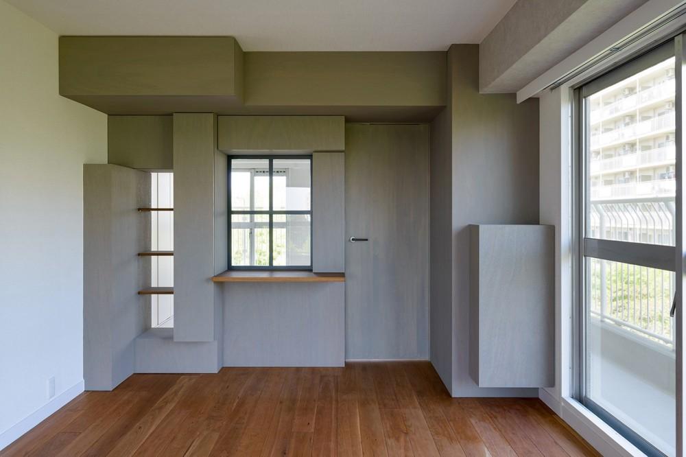HouseS (間仕切り家具1)