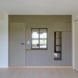 HouseS (間仕切り家具4)