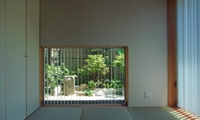 辻堂の家 (和室)