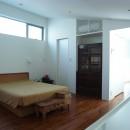 辻堂の家の写真 2階主寝室