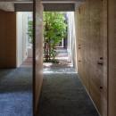 清水の家の写真 玄関