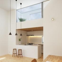 池上の家 (キッチン)