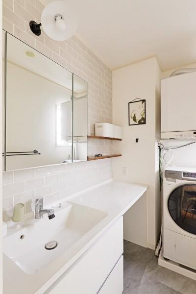 洗面室 (変える、と残す)