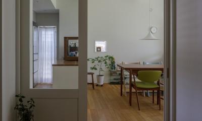 岡本の家 (廊下)