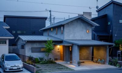 岡本の家 (外観)
