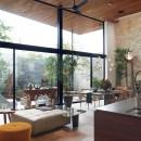 カジャデザインの住宅事例「0(ゼロ)LDKの家」
