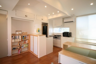 TWIN SMALL HOUSE (LDK)