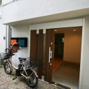 TWIN SMALL HOUSEの写真 玄関扉