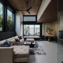 カジャデザインの住宅事例「非日本的な家」