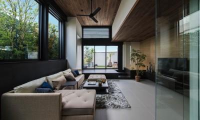 非日本的な家
