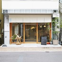 cafe634洗足池店
