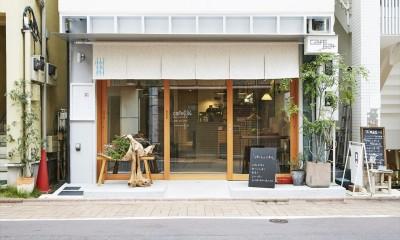 cafe634洗足池店|ファサード1|cafe634洗足池店