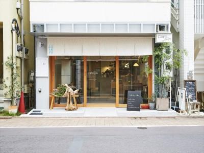 cafe634洗足池店|ファサード1 (cafe634洗足池店)