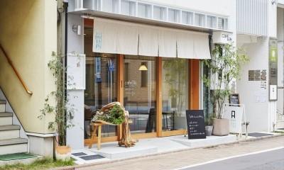 cafe634洗足池店|ファサード2|cafe634(洗足池店)