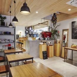 cafe634(洗足池店) (cafe634洗足池店|1階カフェスペース1)