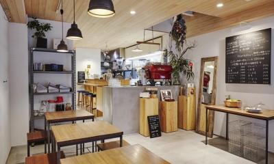 cafe634洗足池店 (cafe634洗足池店|1階カフェスペース1)