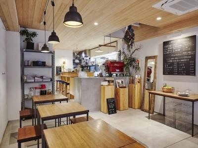cafe634洗足池店|1階カフェスペース1 (cafe634洗足池店)