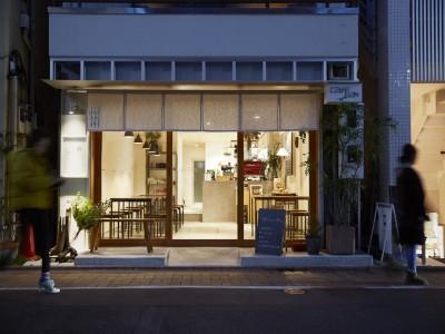 cafe634(洗足池店) (cafe634洗足池店|ファサード(夜景))