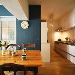 アンティーク家具が似合う部屋