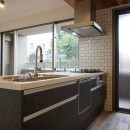 『湘南の暮らし』の写真 キッチン2