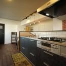 『Cafeで過ごす休日』の写真 キッチン