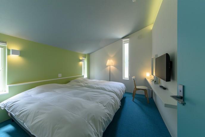 Holiday Villa Gran Suite/三角屋根の長期滞在型ヴィラ(ホテル) (ベッドルーム)