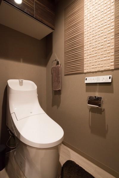 トイレ (これまでも、これからも、この家で)