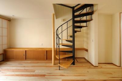 松の木ハウス (施主宅LDK家具)