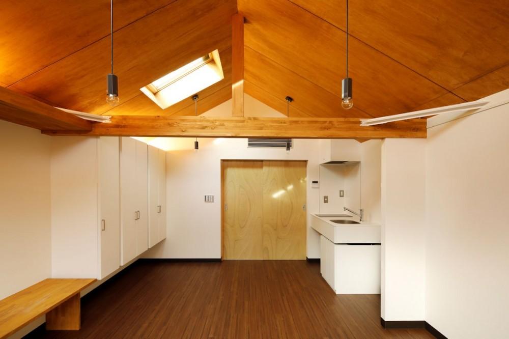 松の木ハウス (賃貸室B)