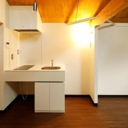 松の木ハウス (ミニキッチン)
