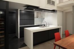 W-house (キッチン)