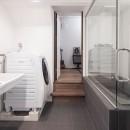 キューブBOXハウスの写真 浴室