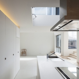 上高井戸の家の部屋 キッチン