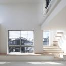 上高井戸の家の写真 リビング