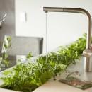 「GREEN DAYS」リノベーション×室内緑化で、理想の住まいを形にしていくの写真 キッチン