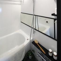 RE : Apartment UNITED ARROWS LTD. CASE003 / PLAN A (風呂)