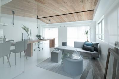 洋室 (建築家の好む家)