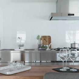 建築家の好む家 (キッチン)