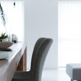 建築家の好む家 (造作テーブル)