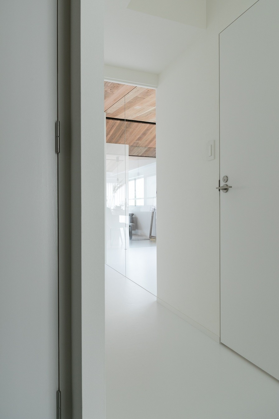 建築家の好む家 (廊下)