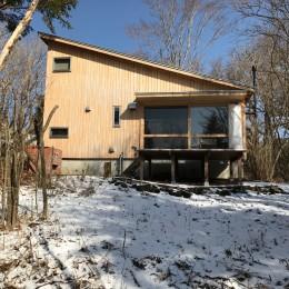 OUR CABIN OUR DIY~直営、DIYで小屋をつくる~ (ごたごた荘に雪が降る)