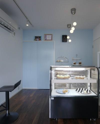 焼き菓子店 moi!kka モイッカ (内観1)