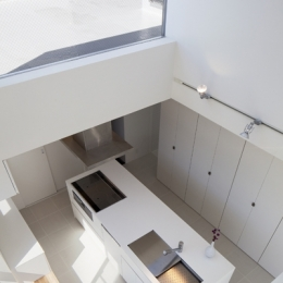 上高井戸の家 (キッチン)