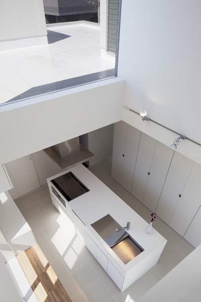 建築家:井東 力「上高井戸の家」