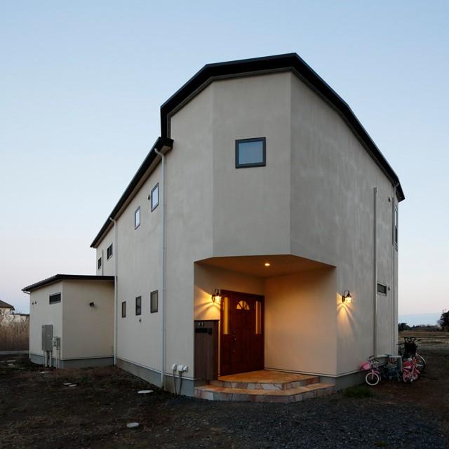 とんがりぼうしの家 (外観4)
